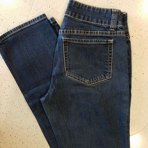 Victoria's Secret Size 6 Long Hipster Jeans